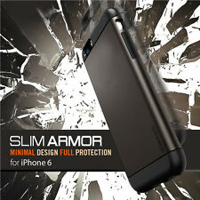 OZ AU Hot Slim Armor Shock Resistant Hybrid TPU Hard Case Cover for iPhone 6 6s