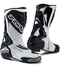 NEW TCX S-R1 BIKE RACING BOOTS FREE DELIVERY