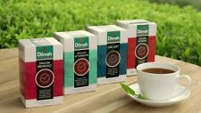 Dilmah 100% Pure Ceylon Black Tea - 4 DIFFERENT TASTES - 50 Tea Bags