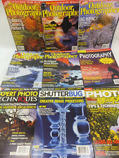 Outdoor Photographer & Other Photo Magazines U PICK