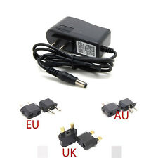 US/AU Plug AC 100-240V to DC 3V 1A Power Supply Charger Converter Adapter 5.5mm