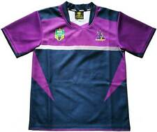Melbourne Storm - NRL Official Boys Kids Home Supporter Jersey Jumper Guernsey