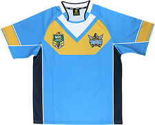 Gold Coast Titans - NRL Official Boys Kids Home Supporter Jersey Jumper Guernsey