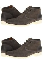 JOHN VARVATOS (Made In Italy) Suede/Leather Mens Boot Shoe! Reg$400 Sale$219.00