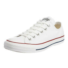 Converse Women Men Shoes Optic White Converse Chuck Taylor All Star Ox M7652