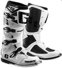MENS GAERN WHITE DUAL STAGE PIVOT SYSTEM OFFROAD BOOTS DURABLE 8 9 10 11 12 13