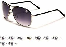 DG WOMEN LADIES DESIGNER AVIATOR METAL PLASTIC FRAME UV400 SUNGLASSES DG1044 NEW