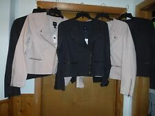 Long Sleeve Full Zip Lined Jackets GAP size 18,14,12,10 some color NWT