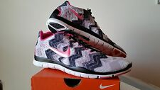 Wmns Nike Free TR Fit 3 PRT 555159 015 size 11.5 Training running Shoes