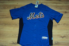 NEW YORK METS NEW MLB AUTHENTIC MAJESTIC COOL BASE JERSEY