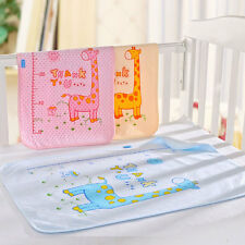Baby Nursery Cot Bed Changing Pad Infant Diaper Mat Portable Padded
