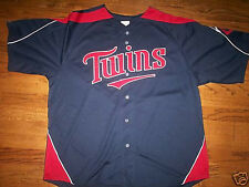 JOE MAUER MINNESOTA TWINS NEW MLB MAJESTIC OFFICIAL JERSEY