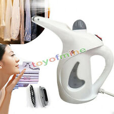 Professional Travel Portable Steamer Fabric Clothes Garment  Steam Iron Handheld