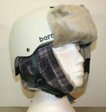 Bern Ladies Helmet Winter Knit Hunter Liner Hard Hat Brock Foam XS | S | M | L