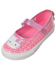 """Hello Kitty Girls' """"Pinky"""" Mary Jane Sneakers (Toddler Sizes 5 - 10)"""