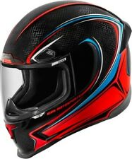 Icon Airframe Pro Halo Carbon Glory Full Face Motorcycle Helmet FREE EXCHANGE