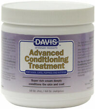 Davis Advanced Conditioning Treatment For Dogs Cats Pets 16 Oz