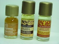Home fragrance oils The Body Shop YOU CHOOSE SCENTS 0.33oz NEW