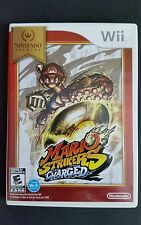 NINTENDO SELECTS MARIO STRIKERS CHARGED WII GAME 2007 FOR EVERYONE