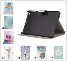 New Present Leather Flip Smart Case Cover Stand For Apple iPad 2 3 4 Mini Air1/2