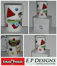 BN Fine Bone China Personalised Boxed Snooker Mug, Snooker Themed Mug