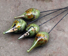 Amazon - Handmade Glass Lampwork Headpins SRA MTO - Choose Etched or Glossy