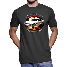 Ford Mustang GT Road Warrior Men`s Dark T-Shirt
