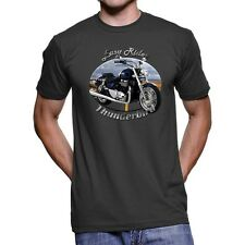 Triumph Thunderbird Easy Rider Men`s Dark T-Shirt