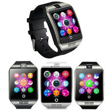 Bluetooth Smart Watch Phone NFC GSM SIM Card For Android iPhone Samsung LG Sony