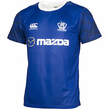AFL North Melbourne Kangaroos 2015 Mens Adult Training T-Shirt Tee, sizes M-3XL