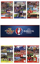 Adrenalyn XL UEFA Euro 2016 Trading Cards. Individual Passion & Pride Cards