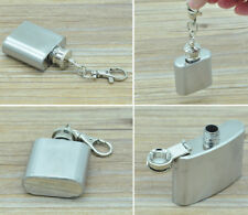 1 2 3.5 Oz Stainless Steel Hip Liquor Alcohol Drink Party Flask Mini Funnel