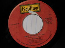 northern soul THE DYNAMICS Ain't No Love at All COTILLION   hear soundclip!