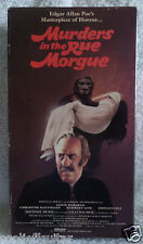 Murder in the Rue Morgue  Cult Classic! Not on DVD very Rare & collectable