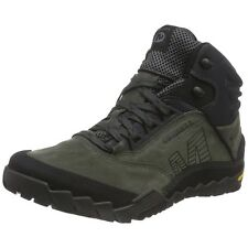 Merrell Mens Shoes Annex Mid Gore-tex Castle Rock