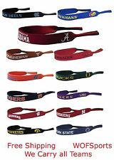 NCAA College Sunglass Croakies Official Licensed Product - Choose Your Teams NEW