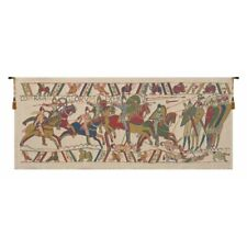 Bayeux The Battle Belgian Tapestry Wall Hanging