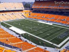 (3) Steelers vs Chiefs Tickets Upper Level Under Cover!!