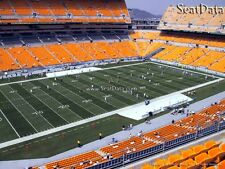 (2) Steelers vs Ravens Tickets Upper Level 9th Row!! Christmas Gift!!