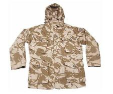 Desert Smock Windproof Combat Smock - Used Genuine Army Issue Desert Camo Jacket