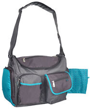 Fisher-Price Deluxe Wide Opening Diaper Bag