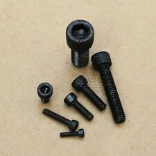 Select Size M12 - M16 Left Hand Thread Allen Hex Socket Head Cap Screws Bolts