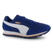 Puma ST Runner Trainers Womens Blue Fashion Casual Sneakers Shoes