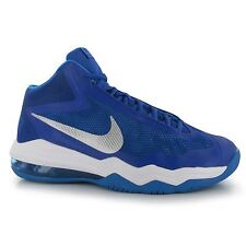 Nike Air Max Audacity Basketball Shoes Mens Royal/Silver Trainers Sneakers