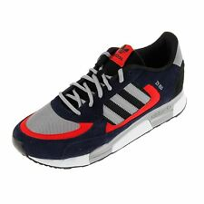 Adidas Originals ZX 850 Trainers Mens Navy/Grey/Red Sneakers Shoes