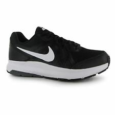 Nike Dart 11 Running Shoes Mens Black/White Fitness Trainers Sneakers