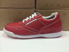 NEW MENS ROCKPORT M7100 MIL PROWALKER FORMULA RED SNEAKERS-SHOES-SIZE 10