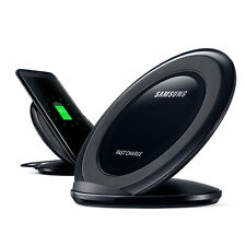 Samsung Wireless Fast Charger Pad With Stand for Samsung Note 5/S6/S7/S7 Edge