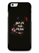 Have No Fear Floral Print with Typography Design case for iPhone & Samsung