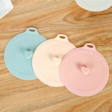 1PC Bowl Cup Lids Food Storage Silicone Suction Cover Heat Resistant Food Lid